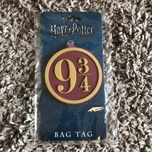 Harry Potter Platform 9 3/4s Luggage Tag